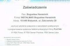 Certyfikat_PLATAN