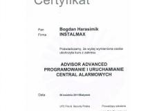 Certyfikat_UTC_2011